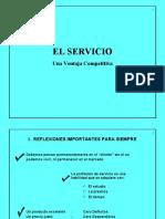 Fundamentos de servicio