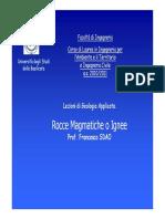 3) Lezione 4  - Rocce Magmatiche.pdf