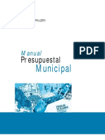 Manual Presupuestal Municipal - Contraloria pag 55-65 GASTOS