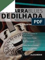 Guitarra Blues Dedilhada_ Domine os Dedilhados e Solos na Guitarra Blues.pdf