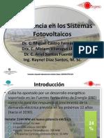 Presentacion Eficiencia en los SFV.ppt