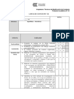 1ra Lista Cotejo - Tec. Modificación Conducta (2)