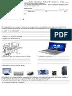 2do Informática  2020