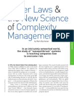 Buchanan 2004 - The New Science of Complexity Management