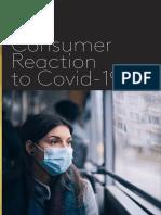 COVID-19 - Kantar - Consumer Reactions