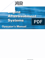 PACCAR Engine Manuals_PACCAR Engine Aftertreatment Systems - Operator's Manual