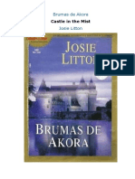 Josie Litton - Triologia Akora 3 - Brumas de Akora