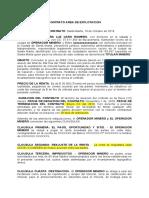 borrador ZONA DE EXPLOTACION  CARACOLI