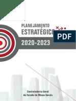 Planejamento Estratgico CGE MG 2020-2023 - final
