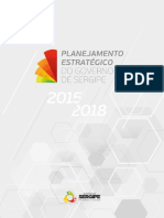 Planejamento_Estratégico_2015-2018 - governo sergipe