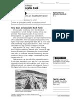 metamorphic interactive textbook