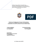 INFORME DE PASANTIAS ICHARY ROMERO