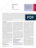 Causes and management of post-treatment apical periodontitis