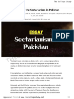 44 Essay on the Sectarianism in Pakistan _ The College Study.pdf