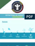 Propuesta Marketing de Contenidos Empresa de Licores del Tolima