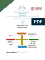 Cuadro y Resumen planificacion Normativa y Estrategica
