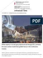 MEED _ Weighing the contractual risks.pdf