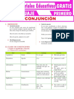 La-conjunción-Para-Primer-Grado-de-Secundaria