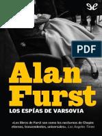 Libro - Los Espías de Varsovia - Alan Furst (2008)