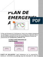 3. PLAN DE EMERGENCIA