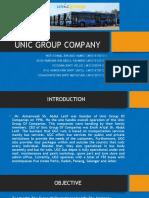 UNIC GROUP COMPANY