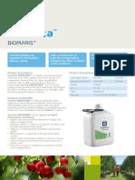 YaraVita BioMaris product sheet