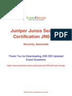 JN0-230-demo