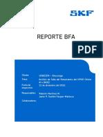 SKF report_Falla en rodamiento de HPGR #4