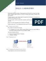 Taller Guia N. 7 -  Firewalls - Laboratorio
