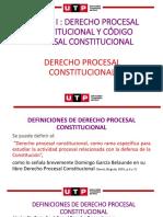 DERECHO PROCESAL CONSTITUTIVO