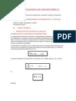 DESPACHO ECONÓMICO DE UNIDADES TÉRMICAS 1