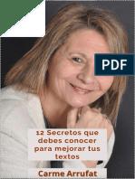 Guía- 12 Secretos para mejorar tus textos.pdf