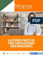 6 ACCIONES PRACTICAS PARA FORTALECERNOS EMOCIONALMENTE