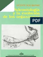 La paleontología y la evolución de los organismos.pdf