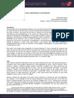 Fernando Iazzetta - Escuta subjetividades e materialidades