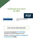 Les Principes de La Norme Iso 14001 - Ecoute et Qualité