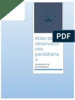 Atlas de parasitología I