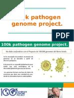 100k pathogen genome project