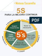 5s para la Mejora Continua - Javier Mateos Escamilla