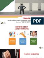 PRESENTACIÓN TALLER TOMA DE DECISIONES VIRTUAL