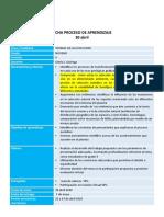 FICHA PROCESO DE APRENDIZAJE 30 ABRIL NOVENO BIO (1)