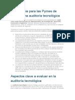 CHAT Importancia para las Pymes de realizar una auditoría tecnológica.docx