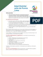 Municipalidad Distrital de San Martín de Porres.docx