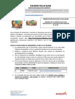 9° Y 10° GUIA SEMANA DE LA FAMILIA .docx