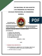 PROPUESTAS Sostenibilidad ambiental y Economia circular (Industria de los polimeros).docx