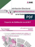 1. Proyecto  dist local CDMX 170316pptx