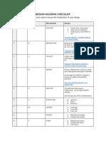 Design Hacking Checklist.pdf