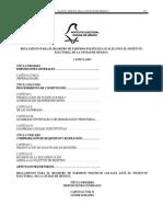 Reglamento para el registro de PP ante el IECM