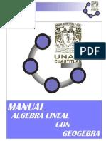 Introcción Algebra Lineal