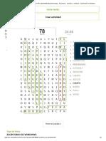 Sopa de letras_ ESCRITORIO DE WINDOWS (tecnologia - 3º primaria - escritorio - ventanas - elementos de windows)